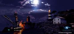 "Print Ad Center Vision""Lighthouse"""