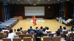 放送大学での講義