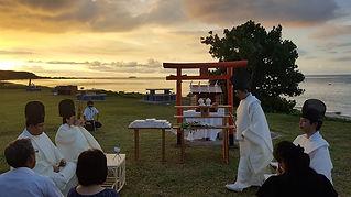 グアム慰霊祭
