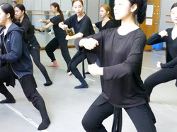Bugaku workshop