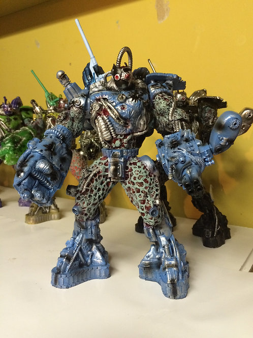 Space Zombie Titan - Magnetic Joints