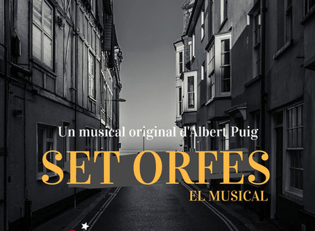 Set Orfes, El Musical de Gi Escola