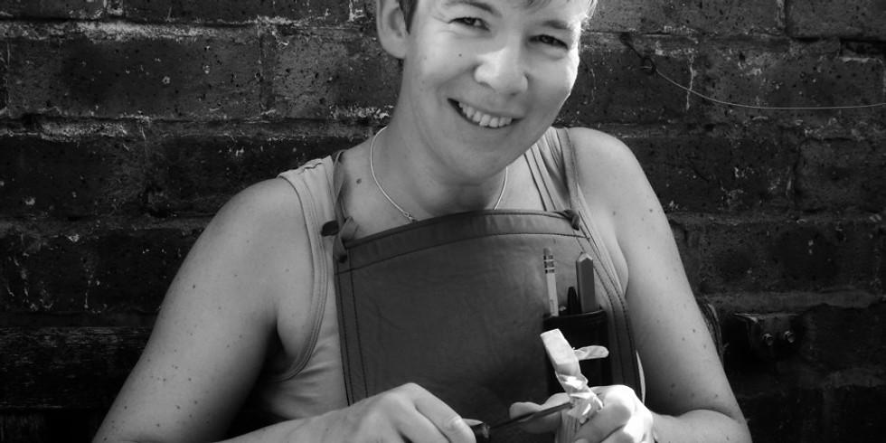 Carving a Spoon - with Rachel Bainton