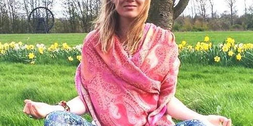 Akasha Yoga for Young Hearts with Rachel Orange