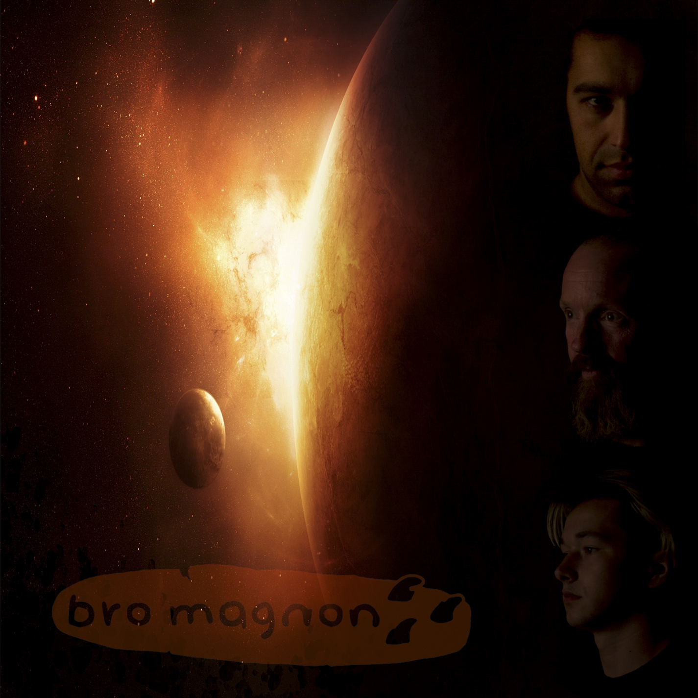Bro Magnon CD Cover