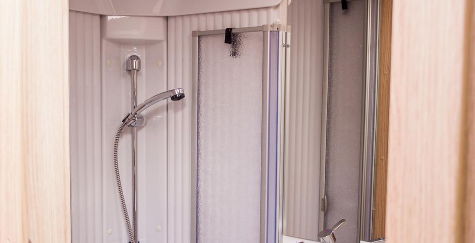 Sunlight A70 WC Dusche Toilette Bad Wasc