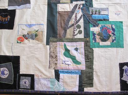 Cartografía textil comunitaria