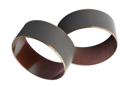 Gleitbuchsen PREMIUM – Abmessungen:  49,7 x 20 x 1 mm