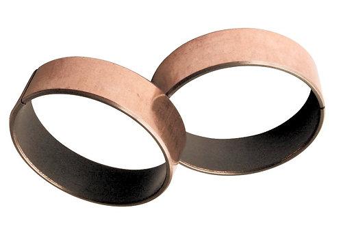 Gleitbuchsen PREMIUM – Abmessungen:  49 x 15 x 1,5 mm