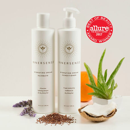 hydrating hairbath and conditioner allur