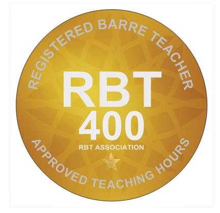Registered Barre Teacher 400 Hour