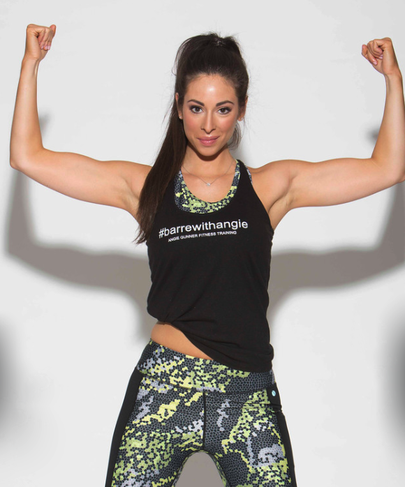 Angie Gunner | American Barre Technique Certified Barre Instructor