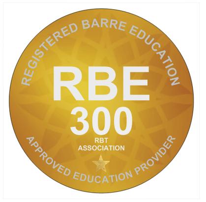Registered Barre Education Provider 300 Hour
