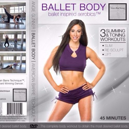 Ballet Body Workout DVD