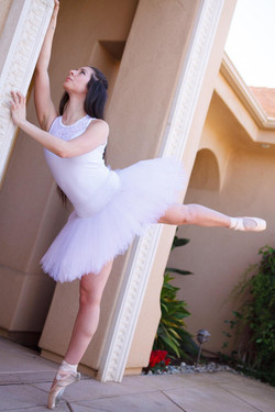 Ballerina Turned Fitness Guru
