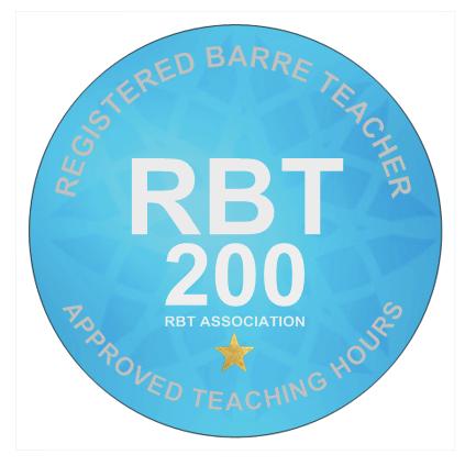 Registered Barre Teacher 200 Hour