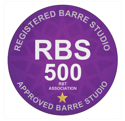 Registered Barre Studio 500 Hour