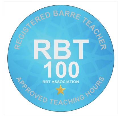 Registered Barre Teacher 100 hour