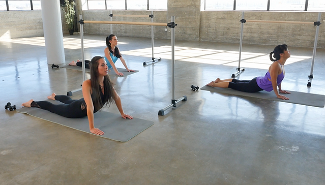 Become a certified barre instructor. Complete the online course in 2 weeks. Earn more with ABT. Sign up today!