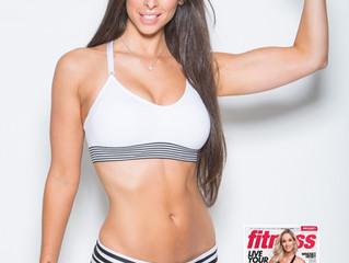 Angie Gunner | Badass Ballerina | Fitness Magazine Feature
