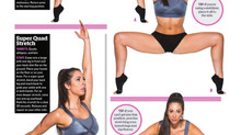 Angie in INSIDE FITNESS