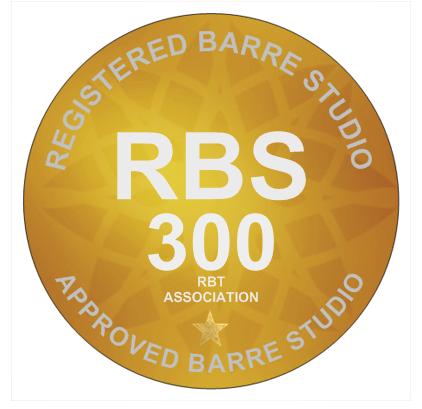 Registered Barre Studio 300 Hour