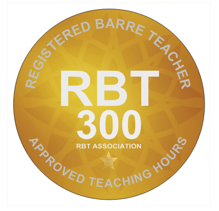 Registered Barre Teacher 300 Hour