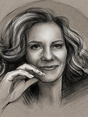 Auftrag Portrait