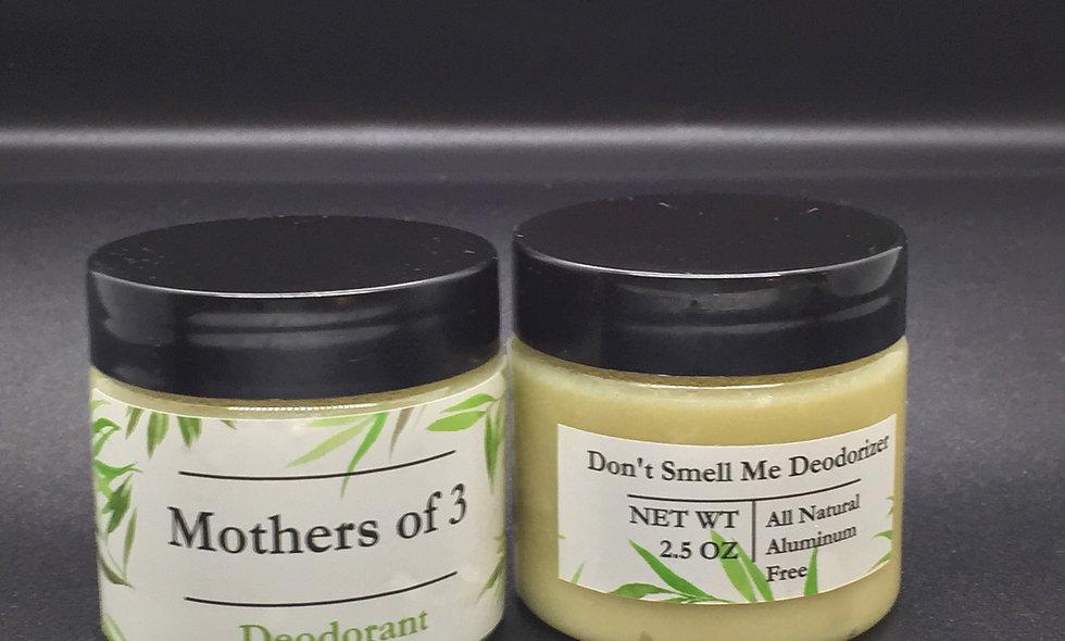 Don't Smell Me Deodorizer Body Paste 2.5oz