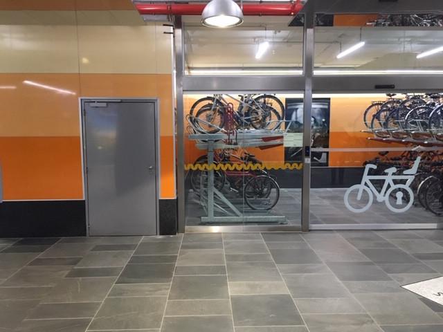 Station Métro Bourse