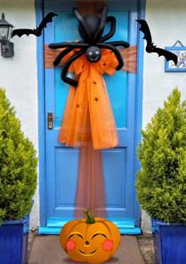 It's Halloween Door Bow!