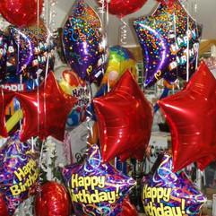 Fab birthday foil balloon dazzlers!