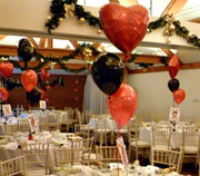 Casino Party Balloons.