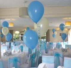 Turquoise Wedding.