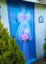 Baby Showe Door Bow!