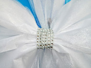 Blingy Crystal Effect Knot!