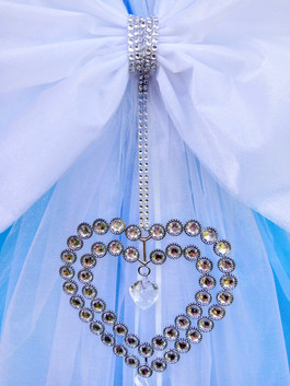 Diamante Detailing Door Bow!