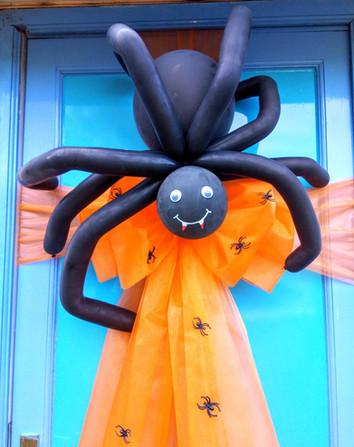 Halloween Door Bow!
