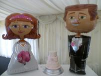 Mr & Mrs Airwalkers.