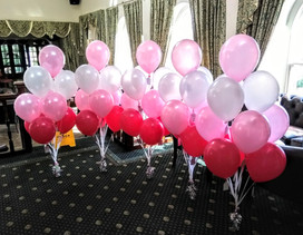 Happy Christening Balloons!