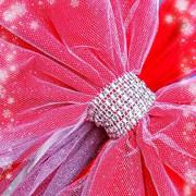 Glitzy Diamante Effect Knot!