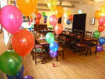 Brightly Coloured Party!