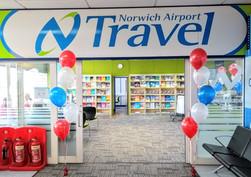 Norwich International Airport.
