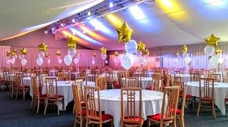 Pretty prom party!