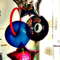 Funky Balloons!