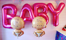 Beautiful BABY balloons!