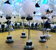 Amazing high school prom balloons!