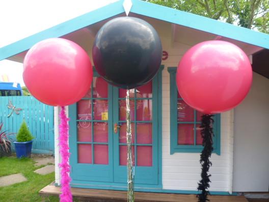 Huge 3ft balloons!