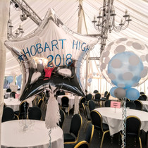 Personalised giant stars & double bubbles.