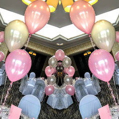 Bring your venue alive with balloons!